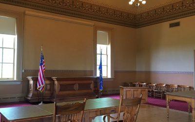 Visiting the Washington County Historic Courthouse