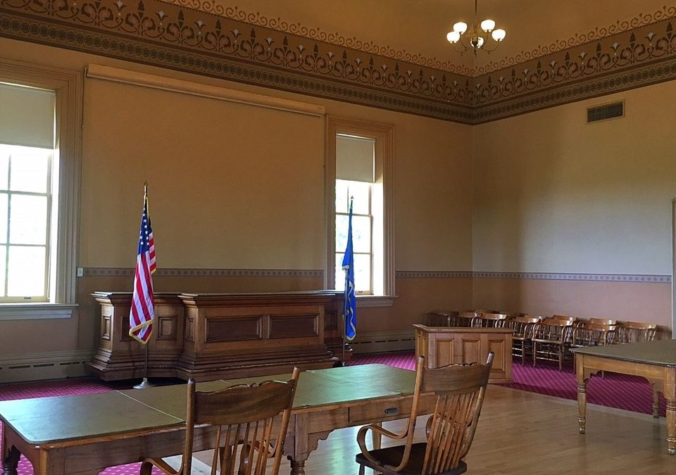 Visiting the Washington County Historic Courthouse