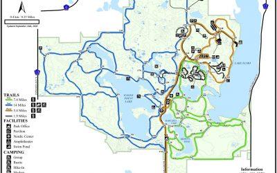 Explore Lake Elmo Park Reserve